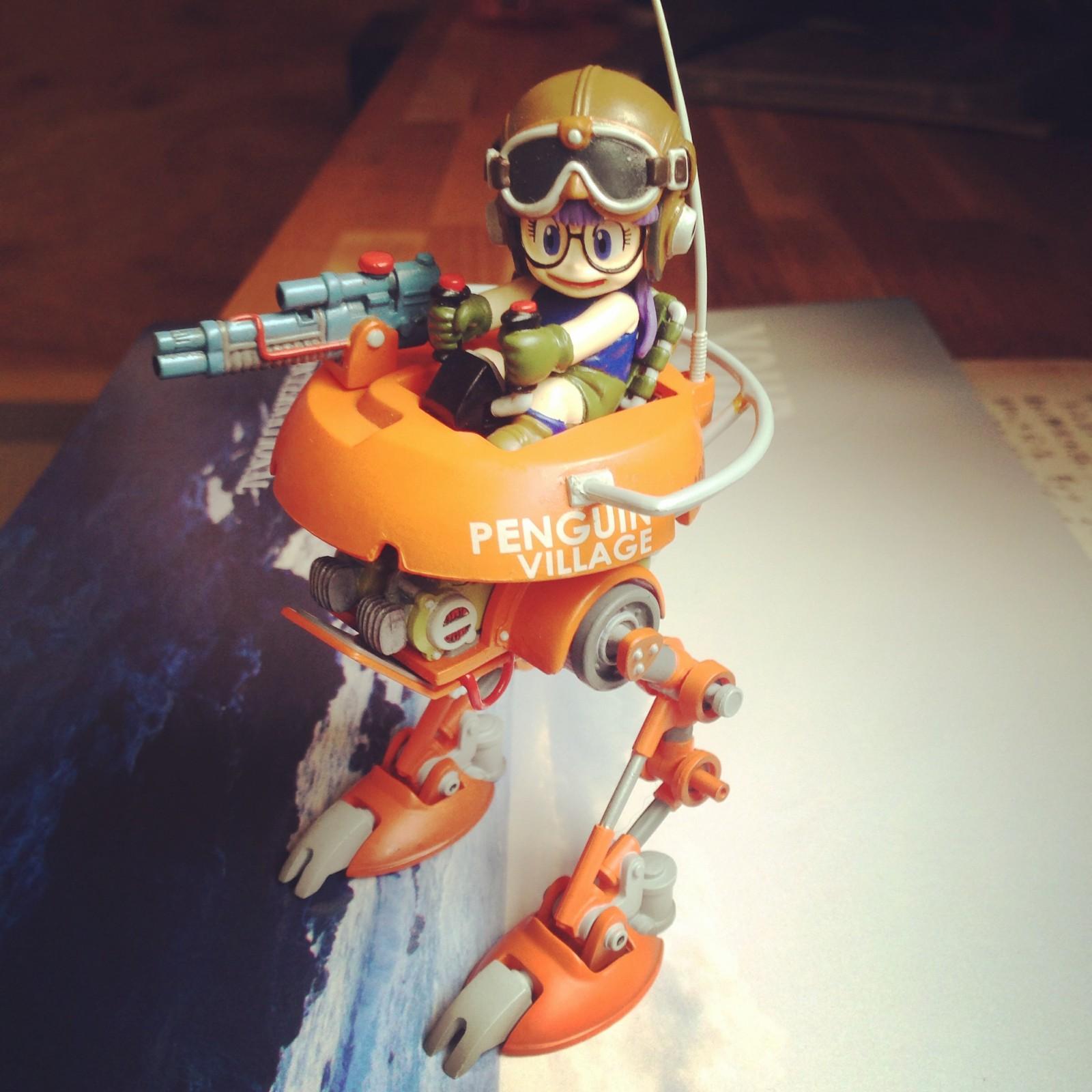マツモトさんがDrスランプの写真を投稿しました!