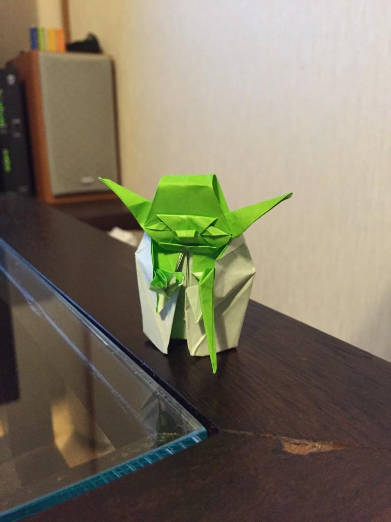 僕かも。さんがMaster Yodaの写真を投稿しました!