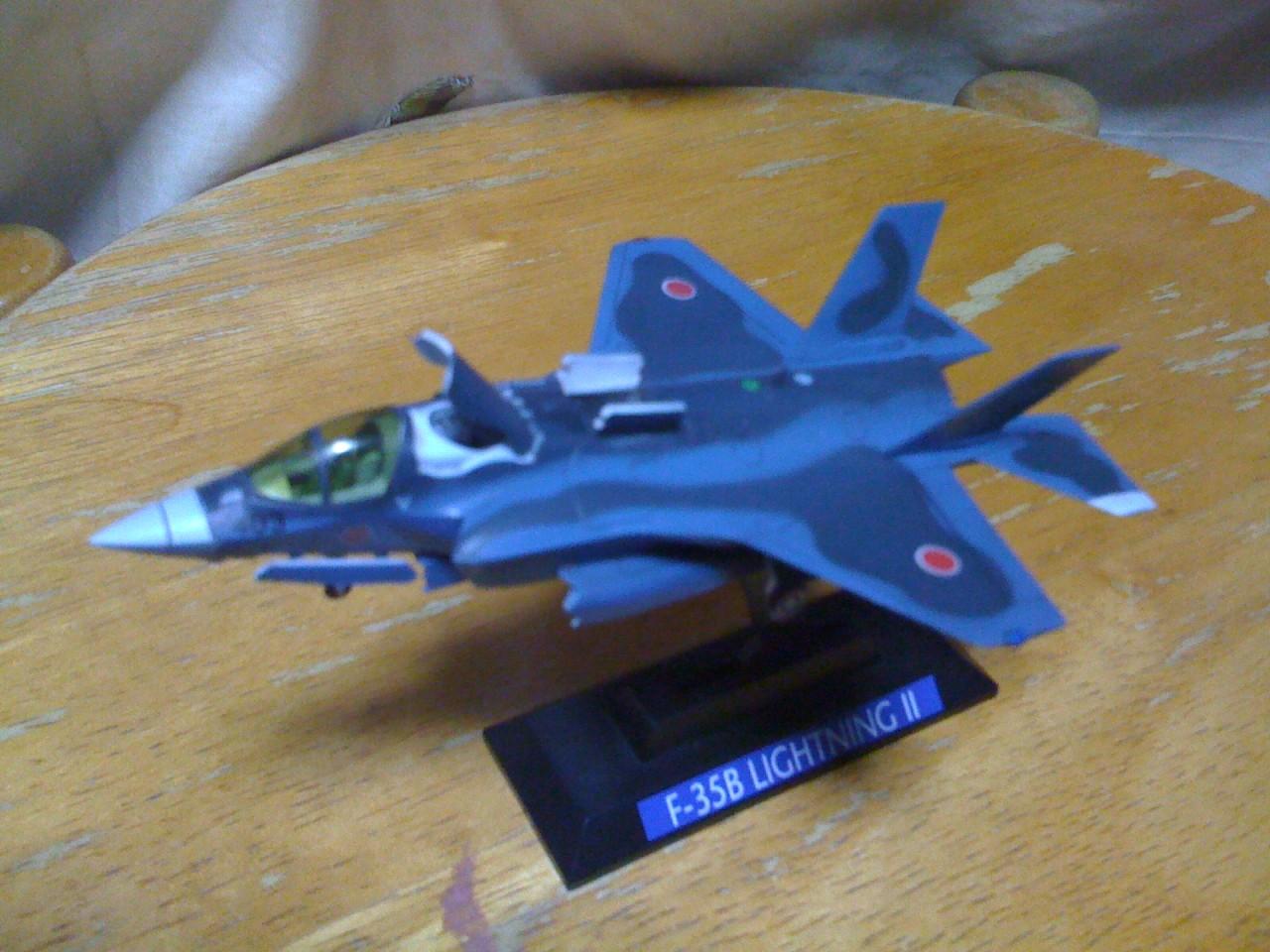 goratinさんがF-35B JASDFの写真を投稿しました!