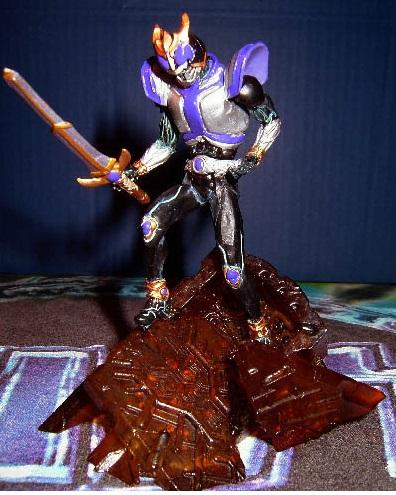 風来某さんが「邪悪なる者あらば鋼の鎧を身に付け、地割れの如く邪悪を斬り払う戦士あり」の写真を投稿しました!