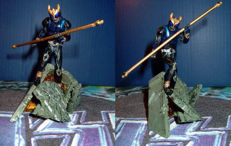 風来某さんが邪悪なる者あらばその技を無に帰し、流水の如く邪悪を薙ぎ払う戦士ありの写真を投稿しました!