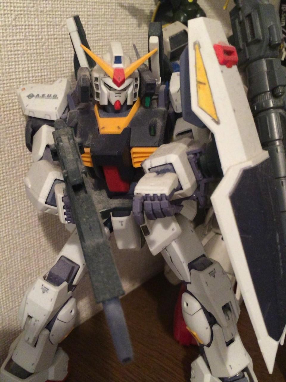 Kou2kou2さんがRX-178Mk-IIの写真を投稿しました!