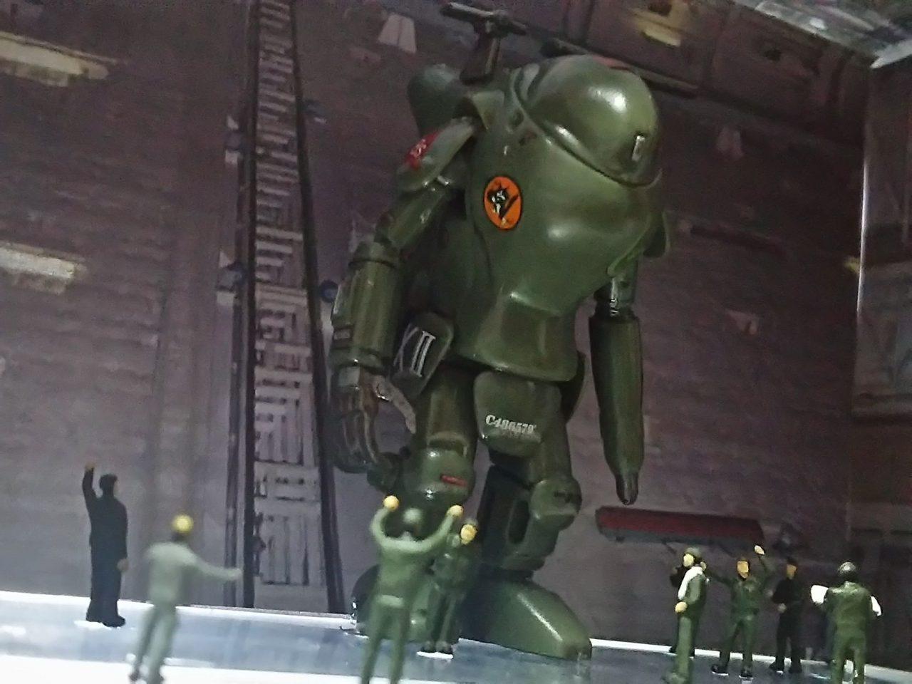 風来某さんが日防軍決戦機動兵 サ式伏守-蛇ノ眼の写真を投稿しました!